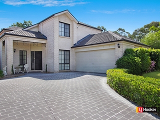 6 Borrowdale Way Beaumont Hills , NSW, 2155