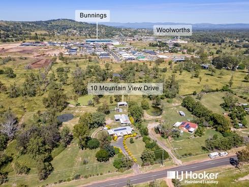 10 Mountain View Drive Plainland, QLD 4341