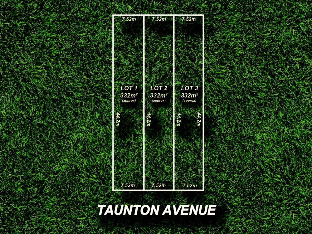 Lot 1, 2 & 3/2 Taunton Avenue Enfield, SA 5085