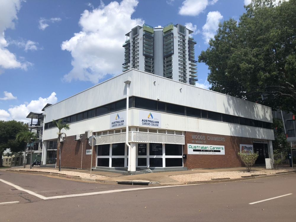 8/48 Woods Street Darwin City, NT 0800
