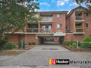 9/23-25 Oxford St Merrylands , NSW, 2160