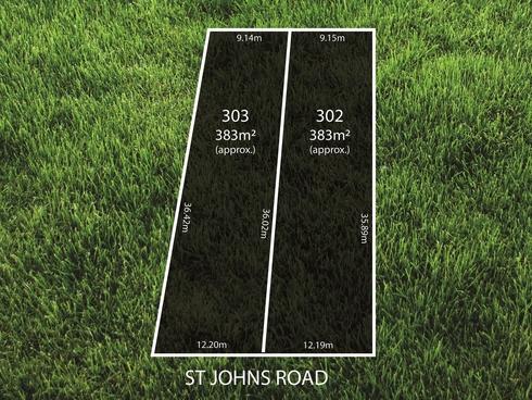 Lot 303/ St Johns Road Ottoway, SA 5013