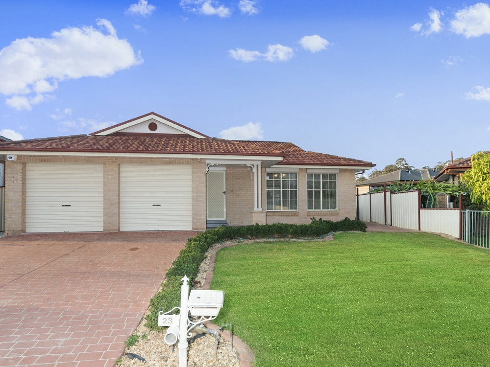 23 Quarry Road Bossley Park, NSW 2176