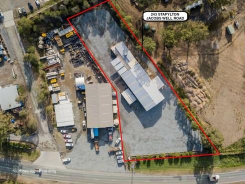 243 Stapylton Jacobs Well Road Stapylton, QLD 4207