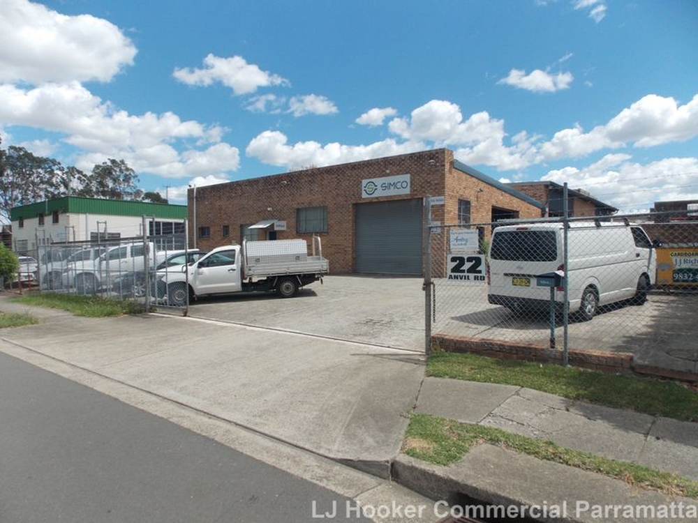 22 Anvil Road Seven Hills, NSW 2147