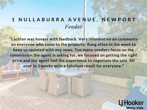 1 Nullaburra Road Newport, NSW 2106