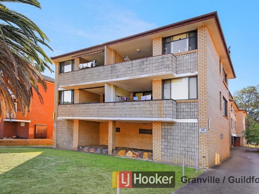 1/33 The Trongate Granville, NSW 2142
