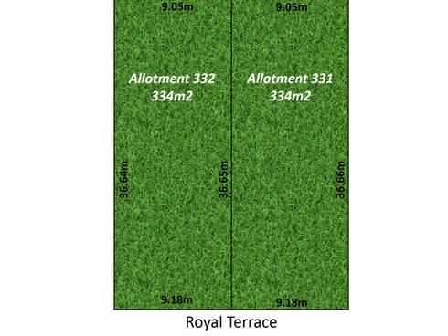 Allotment 331/40 Royal Terrace Royal Park, SA 5014