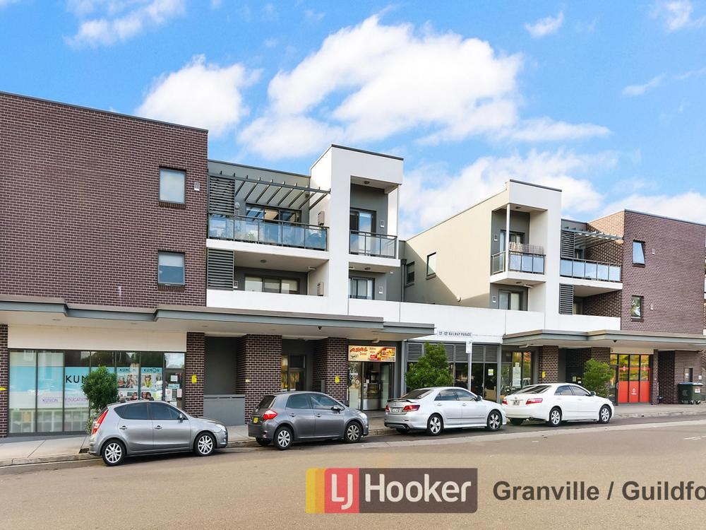 17/121-127 Railway Parade Granville, NSW 2142
