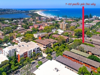 7/85 Pacific Parade Dee Why , NSW, 2099