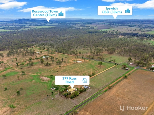 279 Kuss Road Calvert, QLD 4340