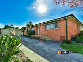 3 Colo Place Campbelltown , NSW, 2560