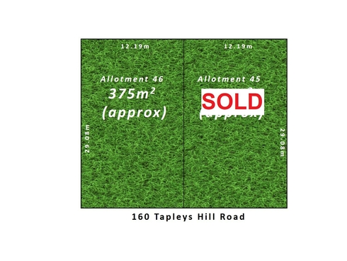 Lot 46/160 Tapleys Hill Road Royal Park, SA 5014