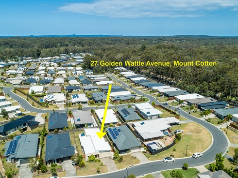 27 Golden Wattle Avenue Mount Cotton, QLD 4165