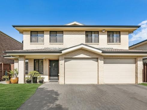 12 Bradforde Street Kellyville Ridge, NSW 2155
