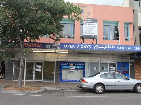 Shop 1/251 Queen Street Campbelltown, NSW 2560