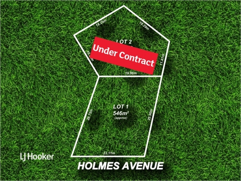 Lot 1 & 2/11 Holmes Avenue Redwood Park, SA 5097