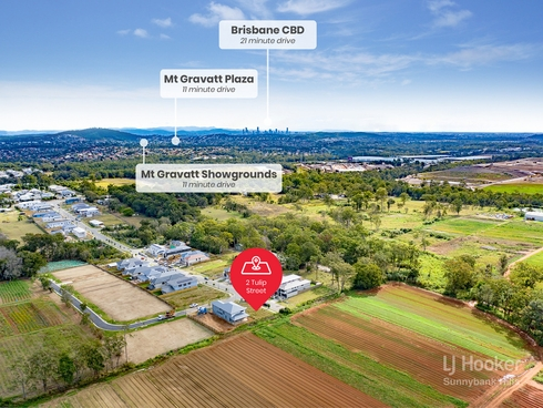 2 Tulip Street Rochedale, QLD 4123
