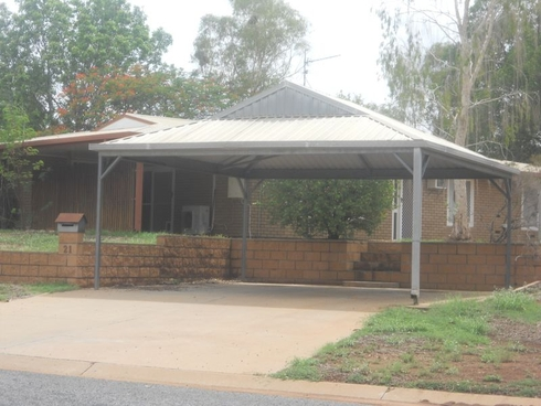 21 Rosevear Road Mount Isa, QLD 4825