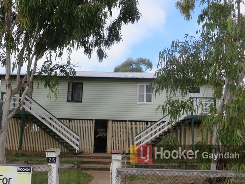 25 Mount Rose St Eidsvold, QLD 4627