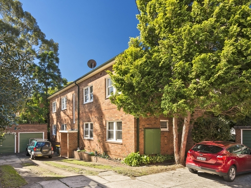 3/11 MacArthur Avenue Crows Nest, NSW 2065