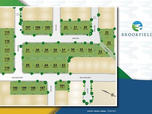 Lot 187/ Brookfield Estate Ashfield, QLD 4670