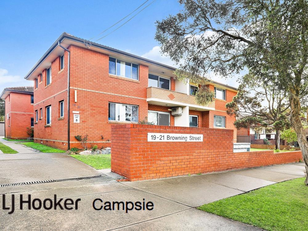 3/19-21 Browning Street Campsie, NSW 2194