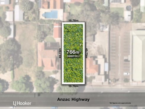 Lot 8 Anzac Highway Everard Park, SA 5035