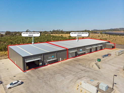 Lot 2 & 3/91 Darlington Drive Yatala, QLD 4207