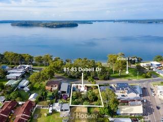 81-83 Dobell Drive Wangi Wangi , NSW, 2267