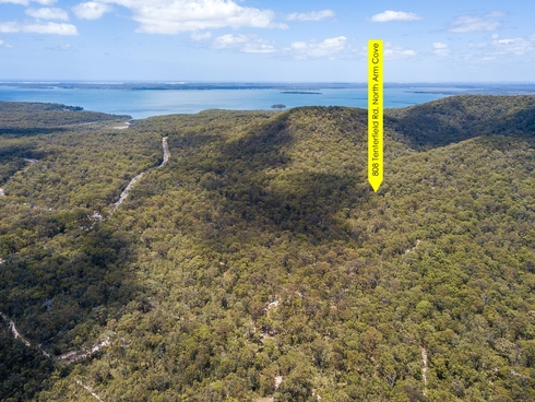 Lot 808 Tenterfeild Road North Arm Cove, NSW 2324