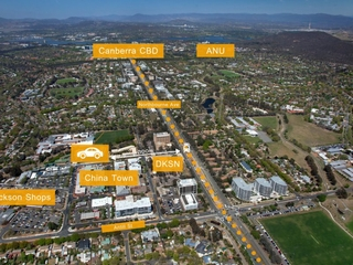 Unit 243 and 244/4-10 Cape Street Dickson , ACT, 2602