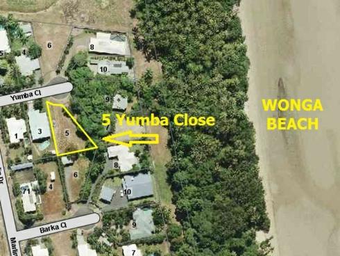5 Yumba Close Wonga Beach, QLD 4873