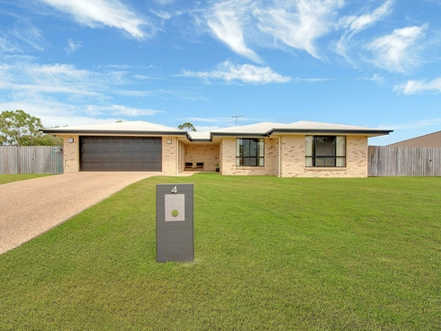 4 Jooloo Court Kin Kora, QLD 4680