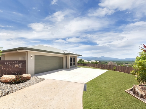 6 Cribwood Close Mount Sheridan, QLD 4868