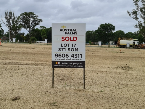 Lot 17 Eighth Avenue Austral, NSW 2179