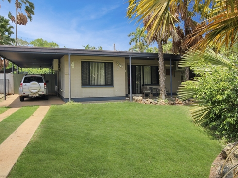 4 Walter Young Street Katherine, NT 0850