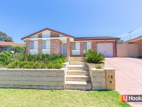 16 Martin Grove Colyton, NSW 2760