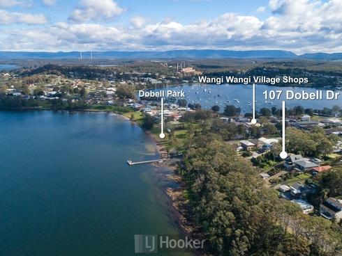 107 Dobell Drive Wangi Wangi, NSW 2267