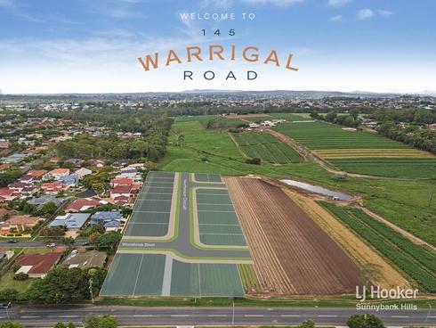 Lot 13/145 Warrigal Road Runcorn, QLD 4113
