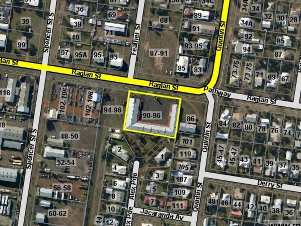 2B/90 Raglan Street Roma, QLD 4455