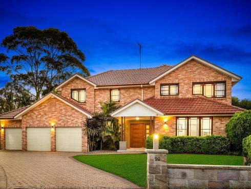22 Lygon Place Castle Hill, NSW 2154