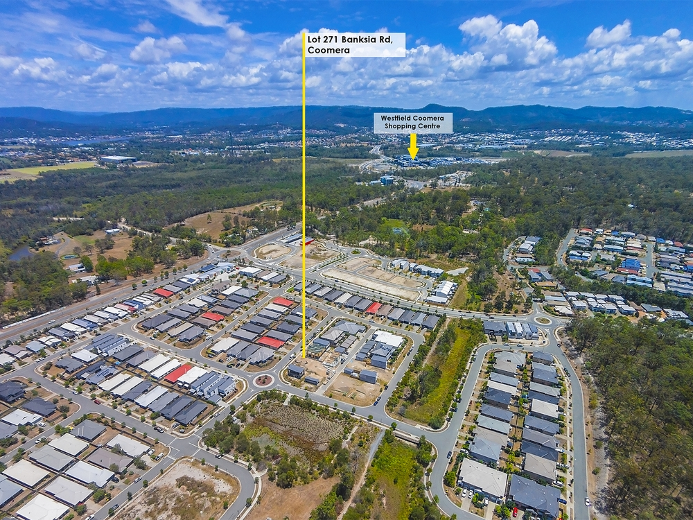 Lot 271 Banksia Road Coomera, QLD 4209