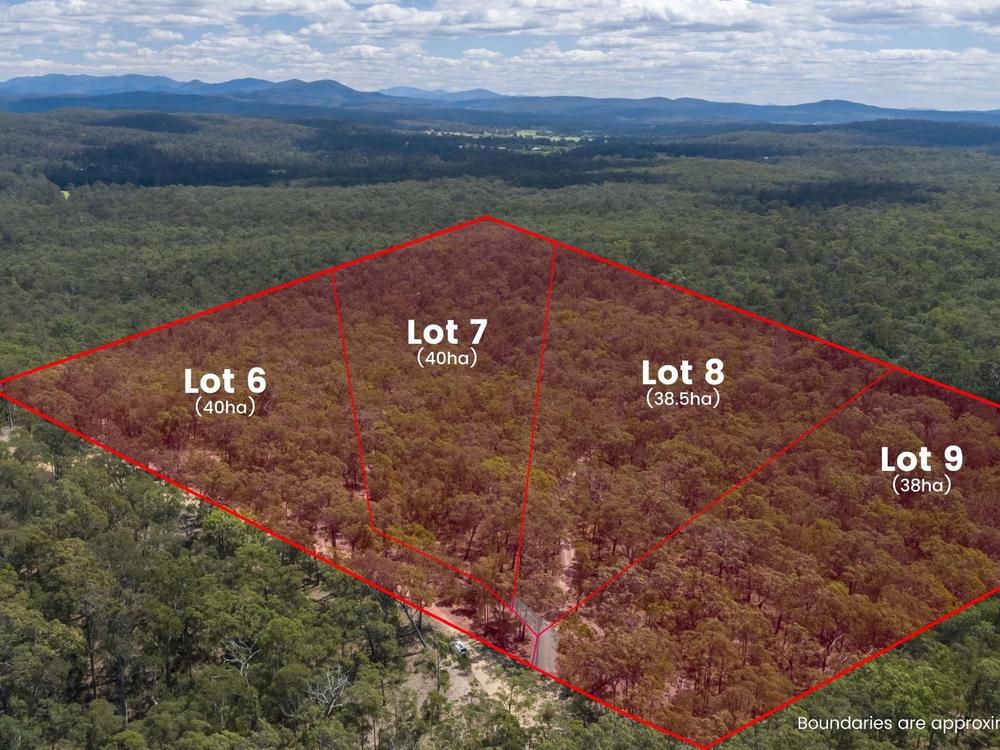 Lot 7 Wamban Road Moruya, NSW 2537