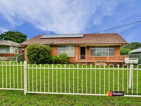 1 Windsor St Macquarie Fields, NSW 2564