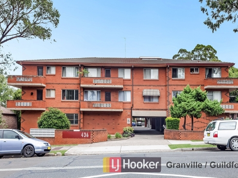11/436 Guildford Road Guildford, NSW 2161