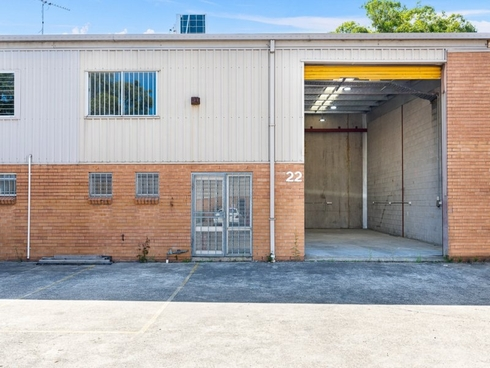 Unit 22/2 Burrows Road South St Peters, NSW 2044