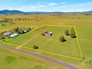 196 Lower Cressbrook Road Cressbrook , QLD, 4313