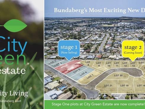 Lot 6/ Bragg Street Bundaberg East, QLD 4670