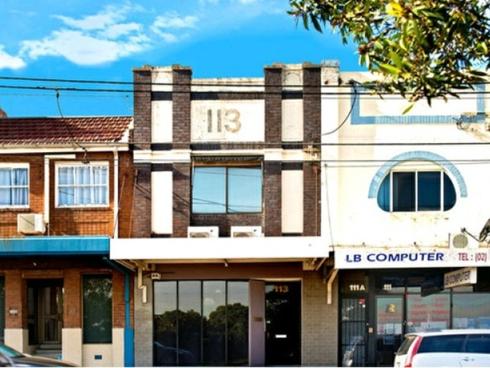 Level 1/113 Queen Street North Strathfield, NSW 2137
